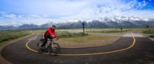 Bicicletas eléctricas en los parques nacionales