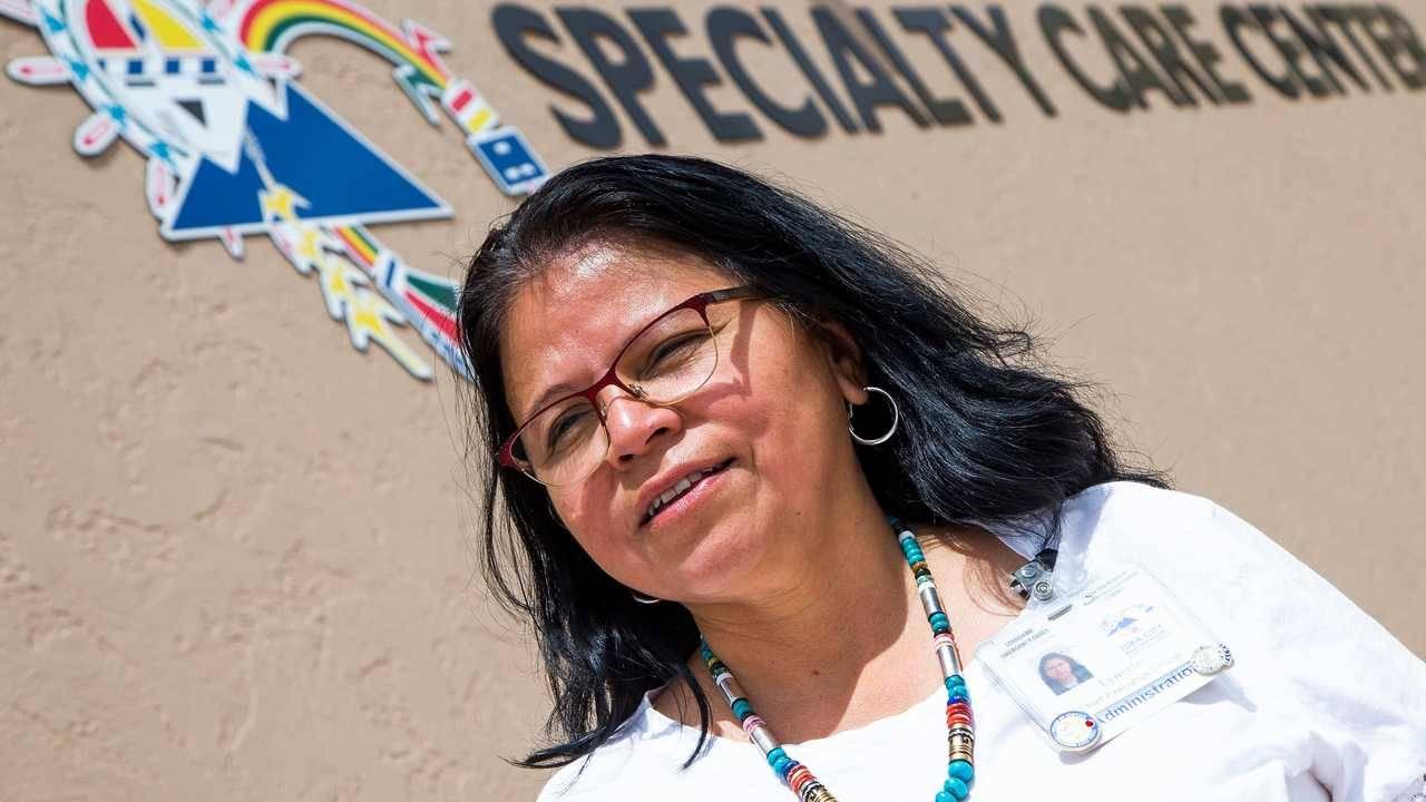 La primera clínica con oncología en la reserva navajo