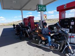 Como repostar en gasolineras americanas